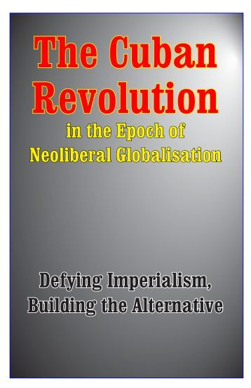 Defying Imperialism, Building the Alternative - Reading from the Left