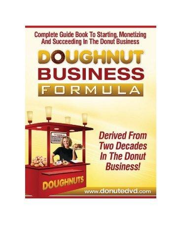 Donutedvd - Advanced Doughnut Training Course