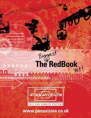 The RedBook - Panavision