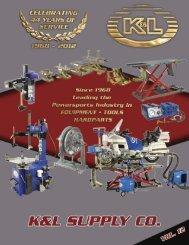 shop equipment & tools - Rivet Restorations