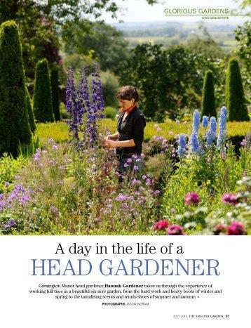 HeAd GArdener - New British Landscapes