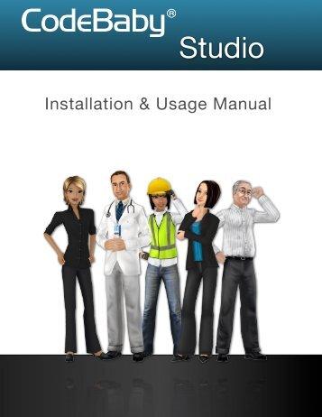 Installing CodeBaby Studio