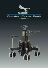 Panther Classic Dolly - Musitelli