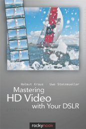 Mastering HD Video with Your DSLR - Digital Outback Photo