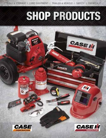 Shop Products Catalog - Inspect & Protect