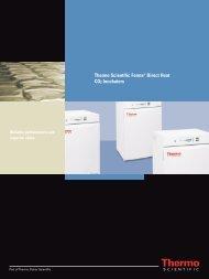 Thermo Scientific Forma® Direct Heat CO2 Incubators - TS Labor
