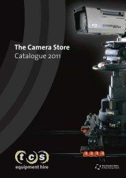 The Camera Store Catalogue 2011