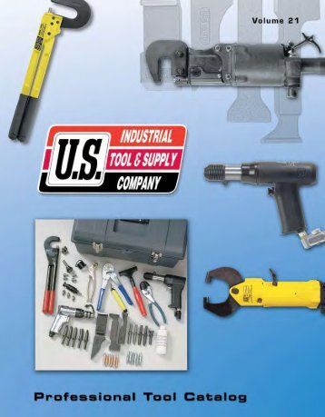 Download Catalog - USTOOL.COM - US Industrial Tool