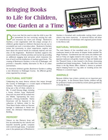 Bringing Books to Life for Children, One Garden at a Time