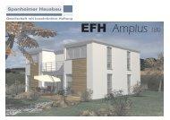 EFH Amplus - Spanheimer Hausbau GmbH