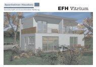 EFH Vitrium - Spanheimer Hausbau GmbH