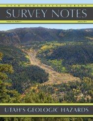 read this issue - Utah Geological Survey - Utah.gov
