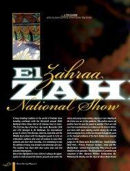 n.10 - El Zahraa - Desert Heritage Magazine