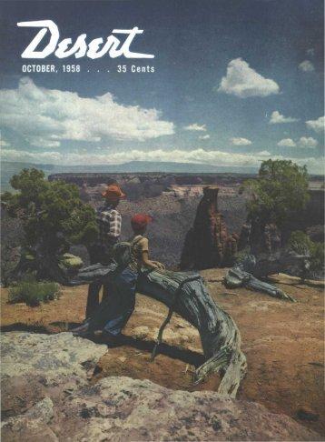 historic panoramas xx - Desert Magazine of the Southwest