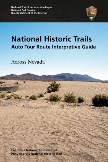 Nevada ATR Interpretive Guide - National Park Service