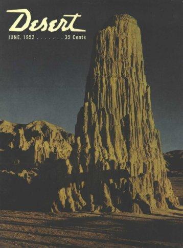 1 - Desert Magazine of the Southwest