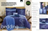 New this month – 8 gorgeous bedding designs to ... - HomeChoice