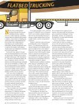 Flatbed Trucking: Anything But Flat - CH Robinson - Page 2