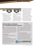 Flatbed Trucking: Anything But Flat - CH Robinson - Page 3