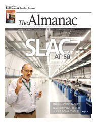 ATOM-SMASHING FACILITY IN MENLO PARK STILL ... - The Almanac