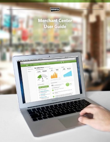 Merchant Center User Guide - Groupon Works