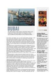 Dubai - Philomena Reisen