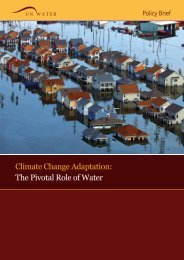 Climate Change Adaptation: The Pivotal Role of - UN-Water