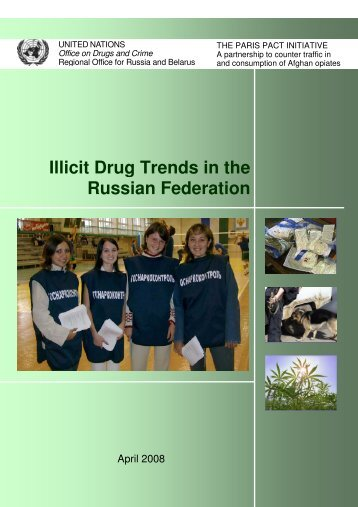 Illicit Drug Trends in the Russian Federation - United Nations Office ...