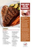 Rubs, maRinaDes & DRizzles - Brookshire Brothers - Page 7
