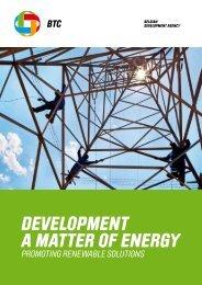 Development a matter of energy.pdf - Train4dev.Net