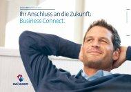 Ihr Anschluss an die Zukunft: Business Connect. - PH Networks AG