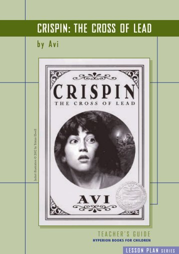 Crispin The Cross Of Lead Pdf