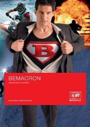PDF 1.4 MB - bemacron - Bezema AG