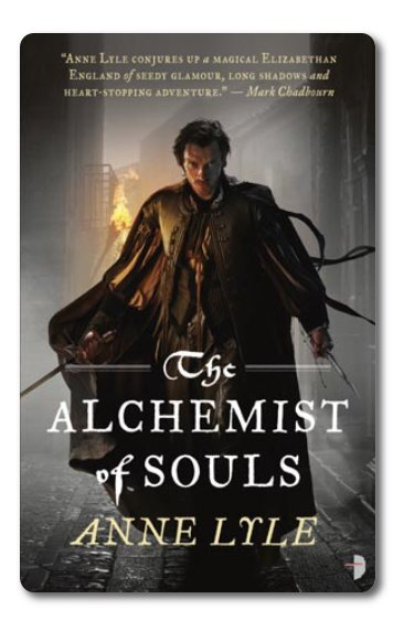 The Alchemist of Souls - sample chapter - Angry Robot Books