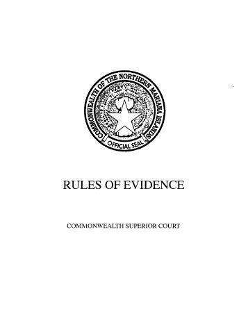 rules of evidence Best evidence rule - a rule of evidence requiring that to prove the content of a writing or recording or photograph the original is required estoppel - a rule of evidence whereby a person is barred from denying the truth of a fact that has already been settled exclusionary rule - a rule that.