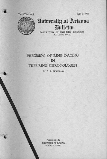Tree ring dating lab