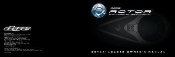 Rotor Loader Manual - P8ntbox