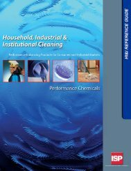 Household, Industrial & Institutional Cleaning