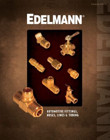 Catalog 90078 - Plews & Edelmann