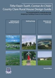 County Clare Rural House Design Guide, Second Edition