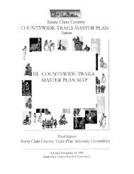 Ch3 Countywide Trails Master Plan Map - County of Santa Clara