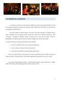 Les concerts Coup de foudre du Palais royal Ensemble vocal et ... - Page 3