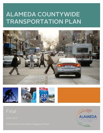 CWTP: Final Alameda Countywide Transportation Plan