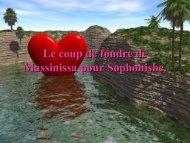 Le coup de foudre de Massinissa pour Sophonisbe. - Mission TICE