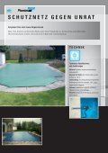 SCHUTZNETZ GEGEN UNRAT - Glatz Pionier AG - Seite 3