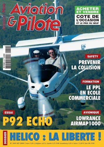 Aviation & Pilote n° 369 - Tecnam France
