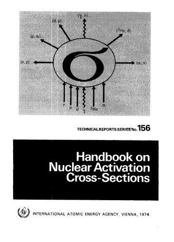 HANDBOOK ON NUCLEAR ACTIVATION DATA