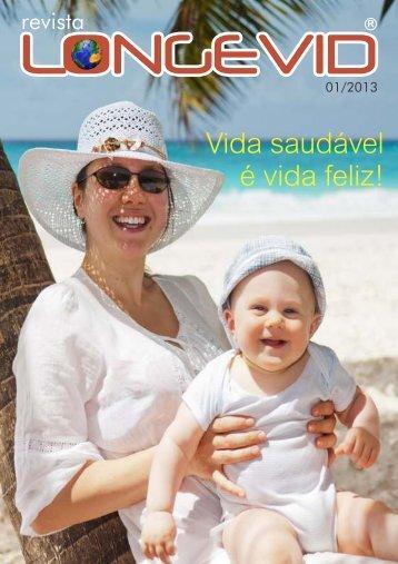 Longevid - Revista 01/2013
