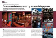 being spaces - Cook and Book