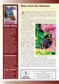 The Comma • Spring 2012 - Butterfly Conservation - Page 2